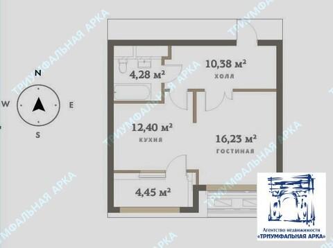 Продажа квартиры, м. Улица 1905 года, Ул. Черногрязская 2-я - Фото 4