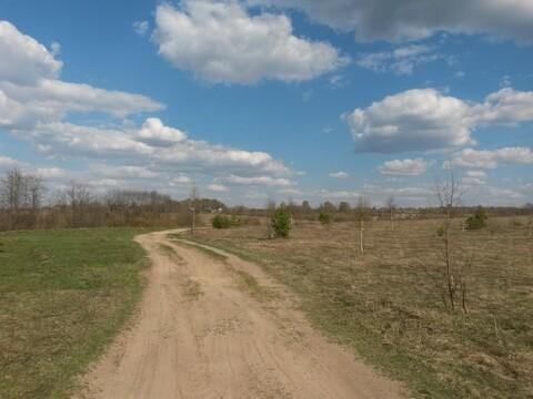 Земельный участок у воды 26 соток рядом с д. Быково Кимрского р-на - Фото 3