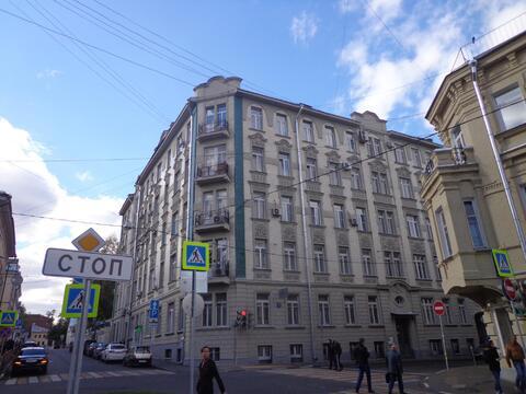 Сдаем стильную 1-комнатную квартиру в ЦАО на Лялин пер, д.8стр.1 - Фото 1