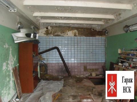 Продам капитальный гараж, ГСК Автоклуб № 31. Шлюз, за жби - Фото 4