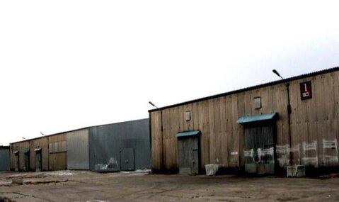 Производственно-складской комплекс 29 000 м2 в п. Малино на а108 мбк - Фото 4