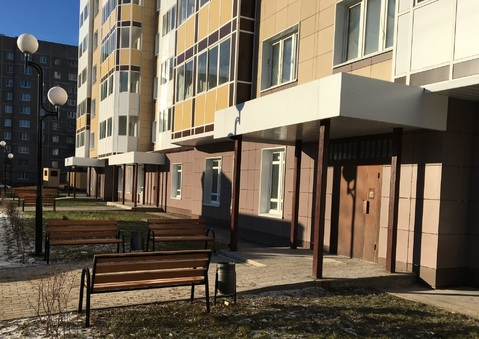 Продается 2-комн.квартира в новом доме ЖК Школьный. - Фото 1