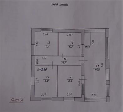 Продается дом с землей в 30 км от МКАД село Софьино. - Фото 5