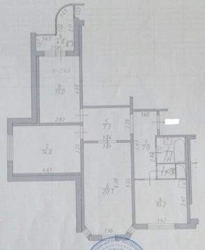 Продажа 3 комнатной квартиры Подольск микрорайон Кузнечики - Фото 2