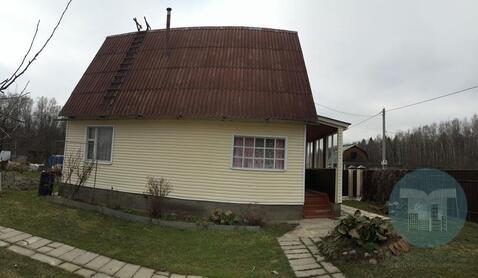 Продается дача, 70 км от МКАД, Киевское направление. - Фото 1