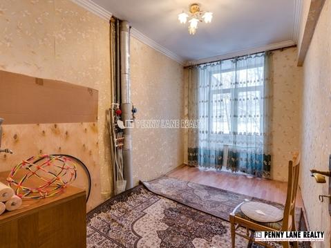 Продажа квартиры, м. Электрозаводская, Матросский Б. пер. - Фото 4