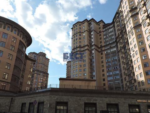 Трехкомнатная Квартира Москва, набережная Академика Туполева, д.15, . - Фото 4