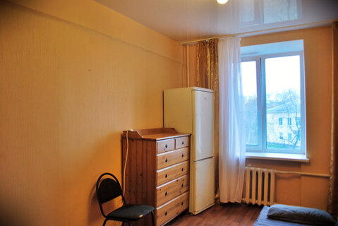 Продажа комнаты 14.7 м2 в трехкомнатной квартире ул Машиностроителей, . - Фото 2
