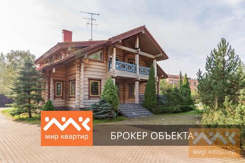 Продается дом, г. Сестрорецк, 10-я - Фото 1