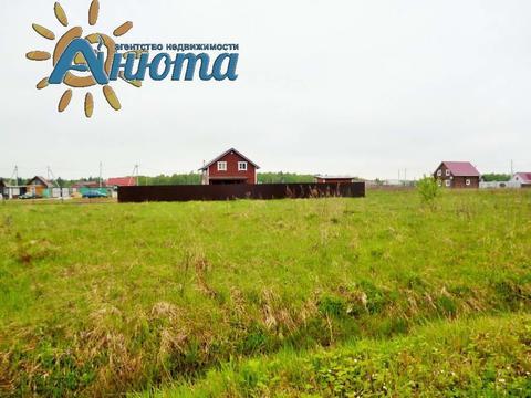 Продается участок в коттеджном поселке Верховье Калужской области - Фото 3