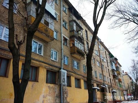 Двухкомнатная квартира 42,5 кв. м. - Фото 1