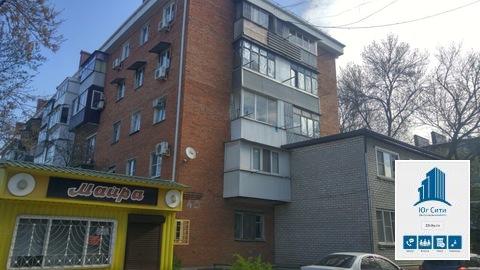 Пгт Яблоновский ул.Андрухаева Однокомнатная квартира - Фото 1