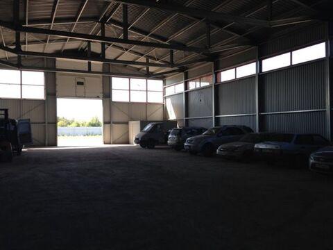Сдам складское помещение 850 кв.м, м. Купчино - Фото 2