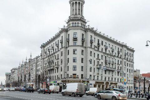3-к кв. Москва Тверская ул, 17 (86.7 м) - Фото 1