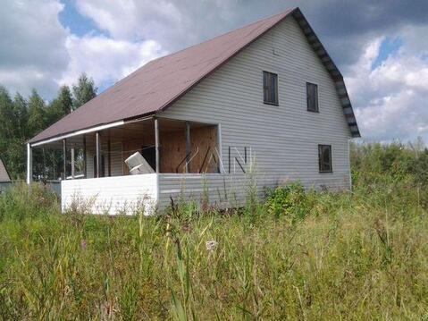 Продается дом, Горьковское шоссе, 40 км от МКАД - Фото 1