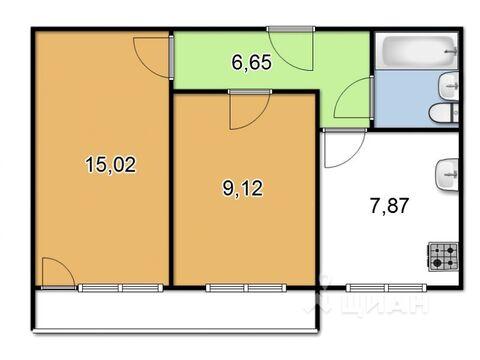 Продажа квартиры, Первоуральск, Ул. Бурильщиков - Фото 1
