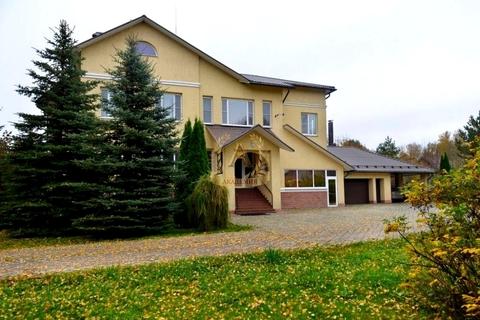 Большой коттедж 750 м2 в аренду в 17 км. от МКАД по Калужскому ш. - Фото 1