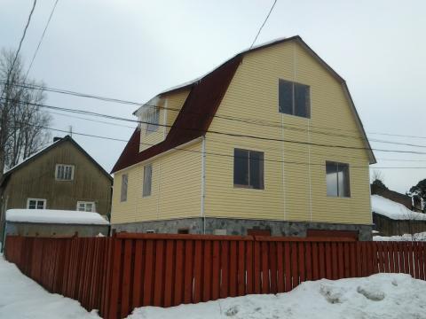 Продается дом с участком, Выборг, ул.Тенистая 54 - Фото 1