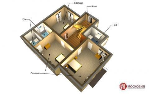 Дом у леса 370 м.кв все коммуникации в доме, хорошее окружение - Фото 2