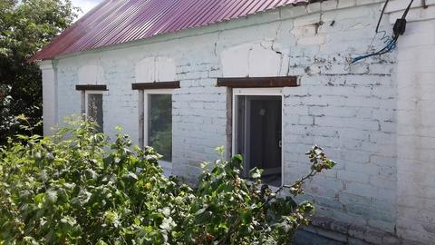 Продается 3-комнат. 1 эт. кирпичный дом в с. Махоново Добровского р-на - Фото 2