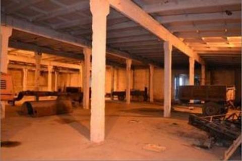 Утепленный склад 2 250 м2 в Волоколамске с нулевым уровнем ворот - Фото 2