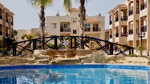 Великолепный двухкомнатный Апартамент в 800м от пляжа в Пафосе - Фото 4