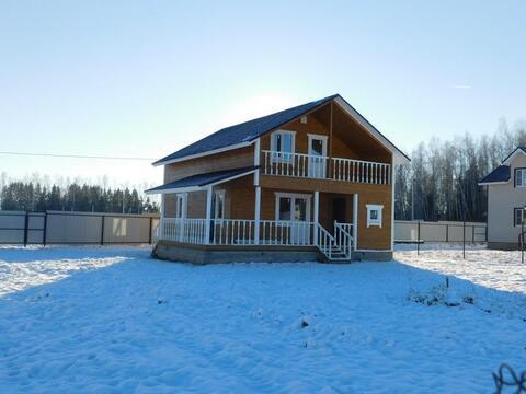 Дом дача для постоянного проживания Усадьба Тишнево 8 соток Киевское - Фото 4