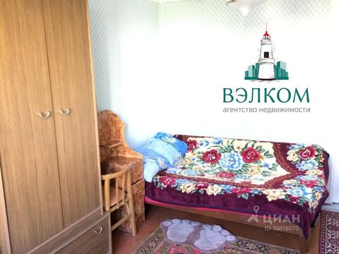 Аренда комнаты, Владивосток, Ул. Волкова - Фото 2