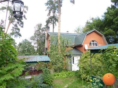 Продается дом, Ярославское шоссе, 16 км от МКАД - Фото 1