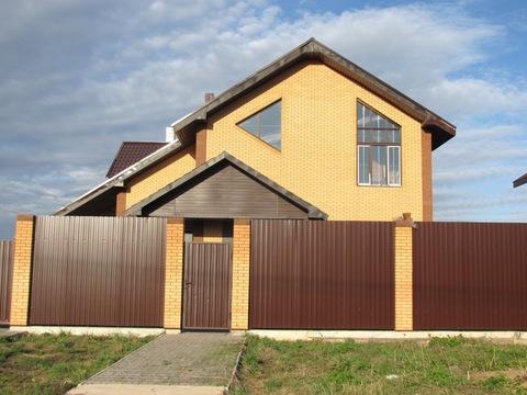 46 км от МКАД, Яхрома, Продаю новый коттедж 250 м2 на участке 15 соток - Фото 4