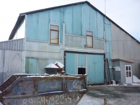 Продается отличный 2-х этажный склад в поселке Губцево. - Фото 2