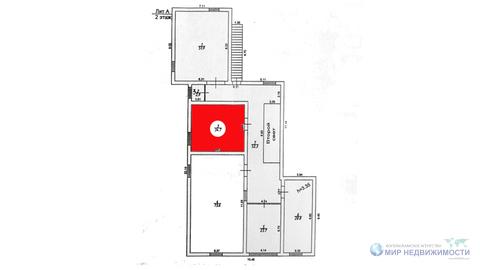 Помещение площадью 34,7 кв.м. в центре города Волоколамска - Фото 2