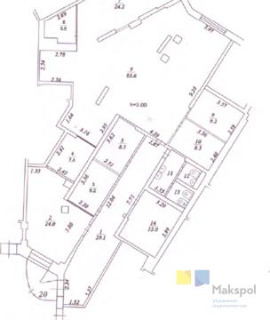 Продается Нежилое помещение. , Балашиха г, микрорайон 1 Мая 25 - Фото 1