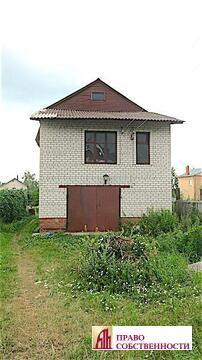 2-эт.дом в д.Сафоново на участке 7.5 сот по ул.Центральная - Фото 1