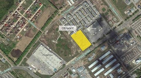 Зу 20 819 кв.м для строительства объектов торговли и сервиса
