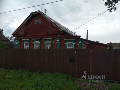 Продажа дома, Кохма, Ивановский район, Ул. Восточная - Фото 1