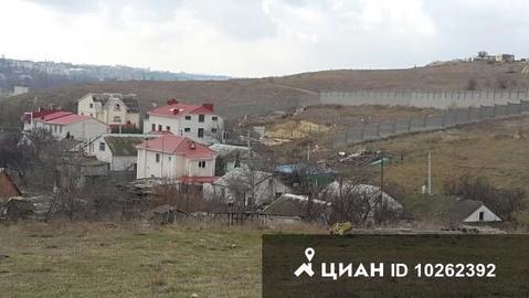 Продам участок 10 сот, Севастополь, Любимовка - Фото 1