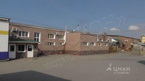 Продажа производственного помещения, Челябинск, Бугурусланский пер. - Фото 1