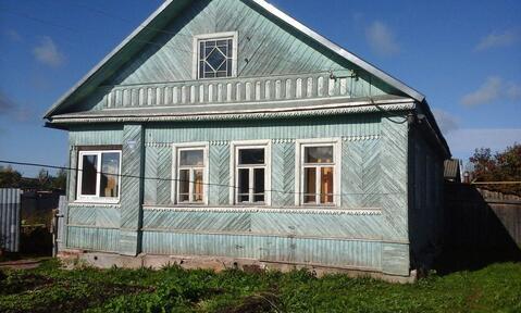 Дом 1-этажный дом 70 м2 (бревно) на участке 8 сот - Фото 2