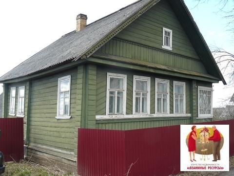 Дом с баней в д. Зайцево Крестецкого р-на Новгородской области - Фото 2