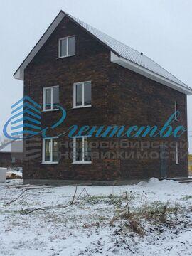 Продажа дома, Тулинский, Новосибирский район, Академика Першилина - Фото 1