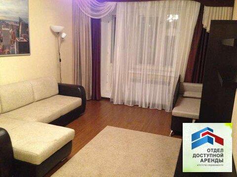 Квартира ул. Обская 82, Аренда квартир в Новосибирске, ID объекта - 317150510 - Фото 1