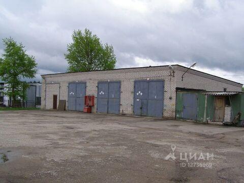 Продажа гаража, Валдай, Валдайский район, Ул. Кирова - Фото 1