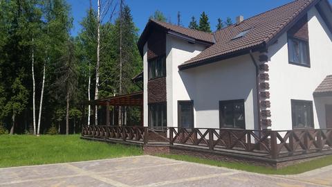 Зимний дом в современном коттеджном поселке Киссолово (242м2) - Фото 2