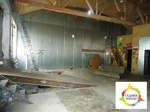 Теплый склад с окнами, разгрузка в пол, широкие распашные ворота, внут - Фото 2