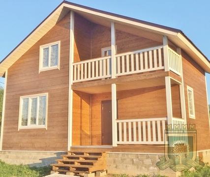 Дом в Скоблево по Ярославскому шоссе в 150 км от МКАД - Фото 1