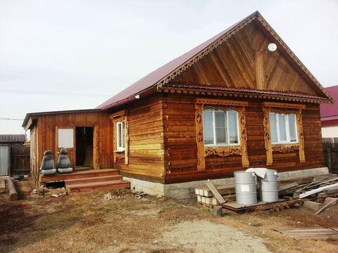 Продается дом в с.Урик, ул. Тепличная - Фото 1