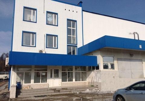 Складской комплекс класса В+ 6000 м2 в Видном, 2 км. от МКАД - Фото 2