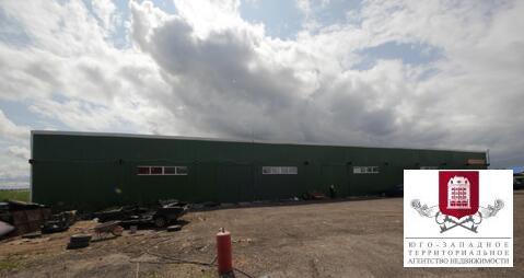Продается складское производственное помещение 400 кв.м в д.Кривошеино - Фото 1
