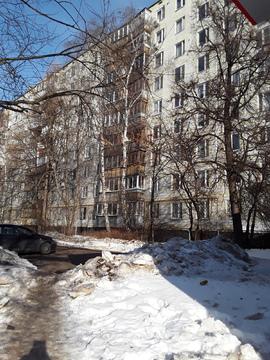 3 ком. кв .м. Домодедовская, Ореховый б-р, д.12, к.2 - Фото 1